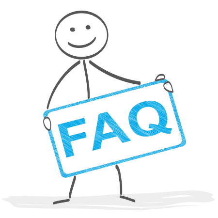 Icon Link to Frequently Asked Questions
